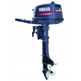 Подвесной 2-х тактный бензиновый лодочный мотор YAMAHA 5CMHS